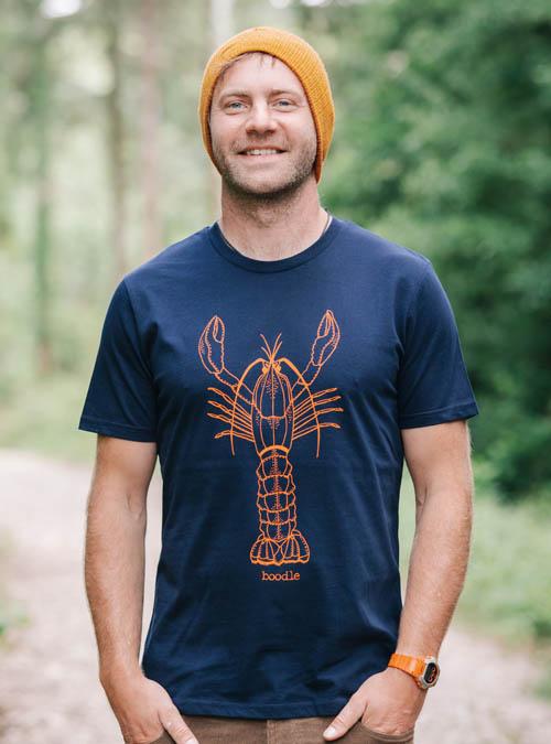 Lobster Mens T-shirt