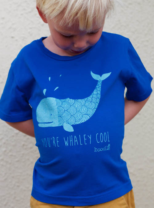 Whaley cool kids T-shirt