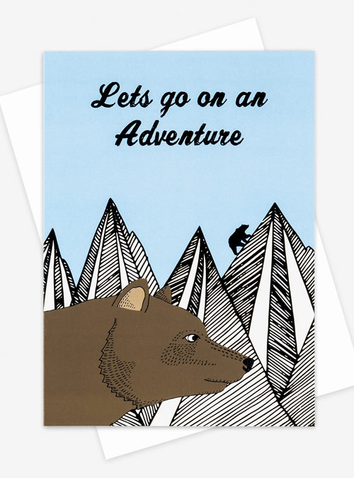 new adventure card