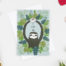i sloth you card