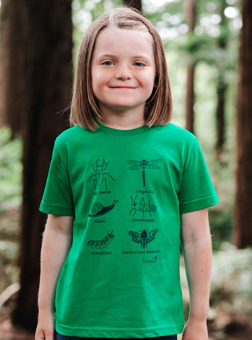 Kids bugs T-shirt