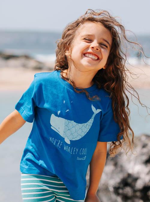 Whaley cool kids T-shirt
