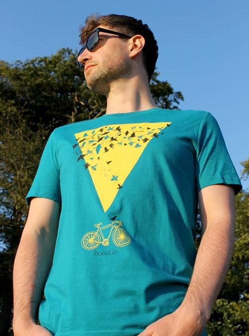 Murmuration unisex T-shirt