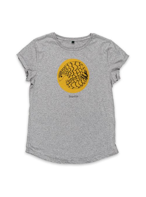 pangolin womens tshirt