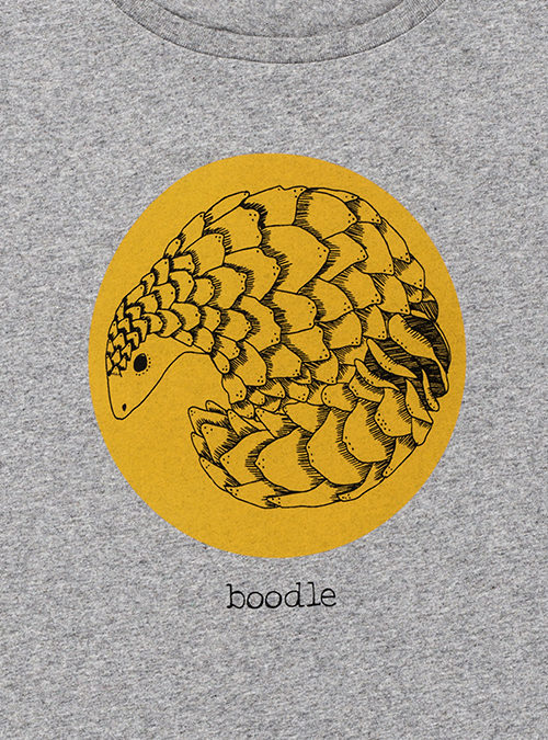 pangolin womens tee