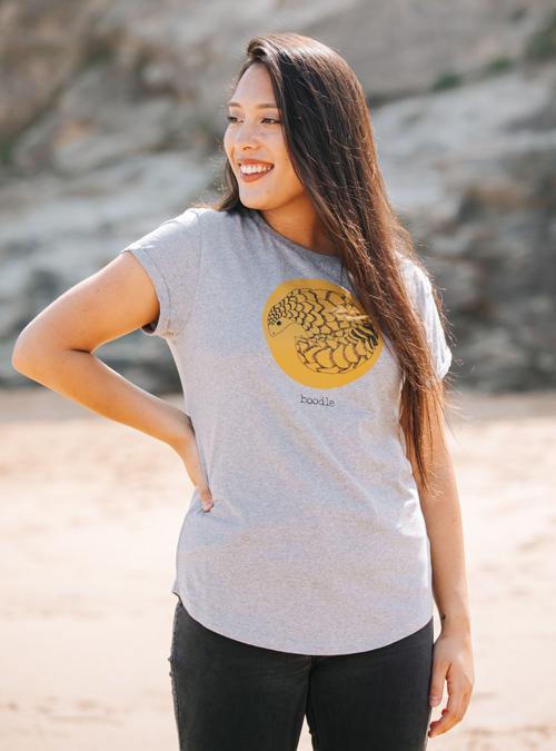 Pangolin womens T-shirt